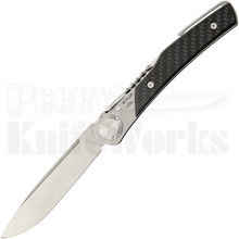 Actilam T3 Carbon Fiber Folder Knife With Clip (Satin)