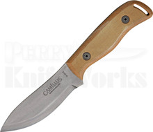 Camillus Bush Crafter Fixed Blade Knife (Flint Grey)