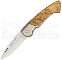 Miguel Nieto Navaja Linea Camping Slip Joint Knife (Satin)