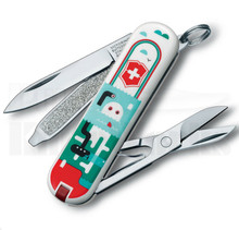 Victorinox Classic Limited Edition Sea World Knife (Satin)