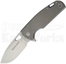 Viper Knives Vox Kyomi Titanium Framelock Flipper Knife (Satin)
