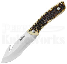 Western Knives Cross Trail Guthook Fixed Blade Knife (Ti Bonded)