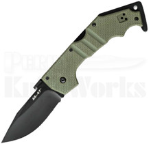 Cold Steel AK-47 OD Green Lockback Knife (Black CTS-XHP)