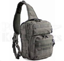 Red Rock Outdoor Gear Rover Sling Pack (Tornado Gray)