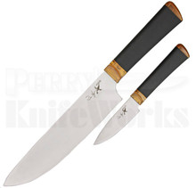 Ontario Agilite Chef & Paring Knife Set (2 Piece)
