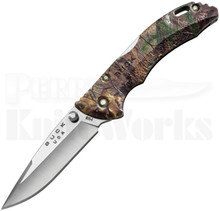 Buck Bantam BBW RealTree Xtra Camo Lockback Knife (Satin)