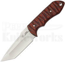 Bad Blood Knives Mosier Drifter Fixed Blade Knife (Satin)