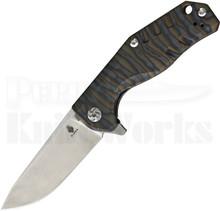 Kizer Cutlery Kesmec Anodized Framelock Knife