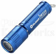 Olight I3E EOS Keychain Flashlight Blue