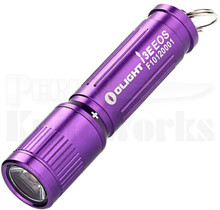 Olight I3E EOS Keychain Flashlight Purple