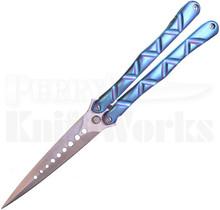 Kyle Vallotton Butterfly Knife $400