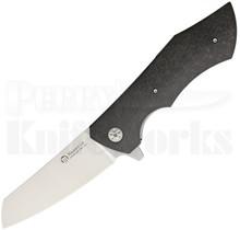 Maserin AM-2 Black Carbon Fiber Knife