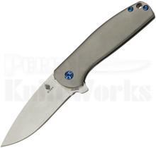 Kizer Laconico Gemini Framelock Knife Ki3471