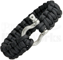 Colt SPEAR Survival Bracelet Black