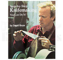 Step By Step Knifemaking Book