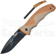 Camillus Les Stroud San Bushmen Knife