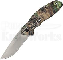 CRKT Shenanigan Z Realtree Camo Knife K481CXP