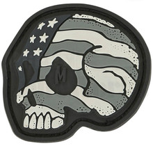 Maxpedition Stars & Stripes Skull Patch (Swat)