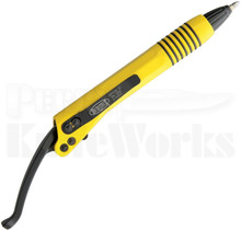 Microtech Siphon II Stainless Steel Pen (Yellow) 401SSDYW