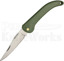 Mac Coltellerie OD Green Slip Joint Folder Knife A998G