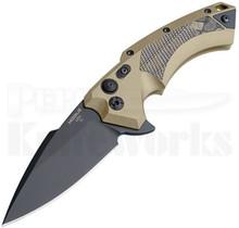 Hogue X5 Spear Point Flipper Knife 34577