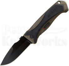 Schrade M.A.G.I.C. Brown Linerlock Knife SCHA6LBR