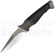 Rainy & Cory Vallotton Custom Triad Linerlock Knife