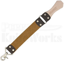 "Marbles Leather Barber Strop W/Handle (15.75"") MR542"
