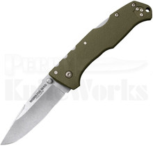 Cold Steel Working Man Tri-Ad Lock Knife OD-Green 54NVG