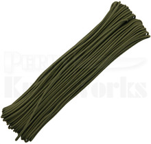 Atwood Rope Mfg. 275 Lb. 4-Strand Paracord 100 Ft. (OD Green)