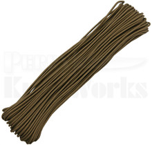 Atwood Rope Mfg. 275 Lb. 4-Strand Paracord 100 Ft. (Coyote Tan)