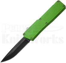 Lightning Zombie Green D/A OTF Automatic Knife $29.95