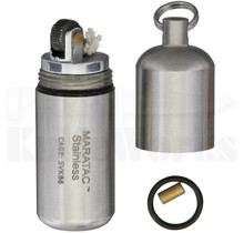 Maratac Stainless Steel Pea Peanut Lighter