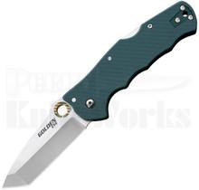 Cold Steel Golden Eye Tanto Lockback Knife 62QFGT