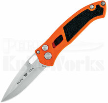 Buck Impact Automatic Knife Safety Orange 0898ORS