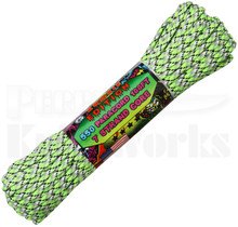 Atwood Rope Mfg. 550 Lb. 7-Strand Zombie Ed. Paracord 100 Ft. Biosludge