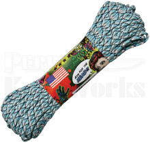 Atwood Rope Mfg. 550 Lb. 7-Strand Zombie Ed. Paracord 100 Ft. Antidote