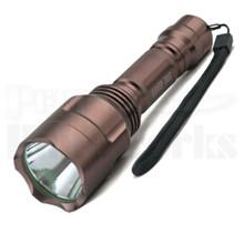 Guard Dog Orion Rechargeable Waterproof Flashlight (400 Lumen)