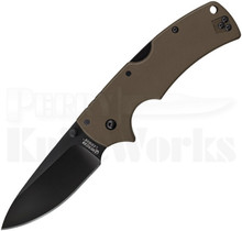 Cold Steel American Lawman Knife FDE G-10 58ALVF