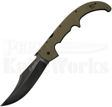Cold Steel Espada XL OD-Green Lockback Knife 62NGXVG