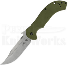 Kershaw CQC-10K Framelock Knife OD Green 6030
