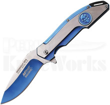 MTech Ballistic Midnight OPS Knife Blue MT-A864BL