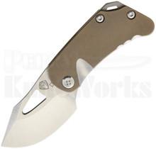 Medford Knife & Tool Eris Framelock Knife Bronze