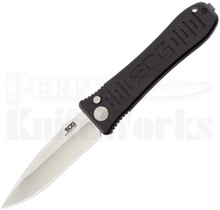 SOG Spec Elite I Automatic Knife Black SE-51
