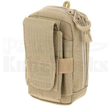 Maxpedition AGR PUP Phone Utility Pouch Tan PUPTAN