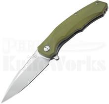 Bestech Knives Warwolf Knife OD-Green G-10 BG04C