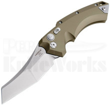 Hogue EX-A05 Wharncliffe Automatic Knife FDE 34524