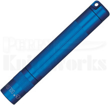 Maglite Solitaire Flashlight Keychain AAA Blue Aluminum