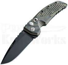 Hogue EX-A01 Automatic Knife Green G-Mascus 34138