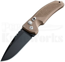 Hogue EX-A03 Automatic Knife Brown 34333
